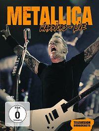 Cover Metallica - Warriors - Live [DVD]